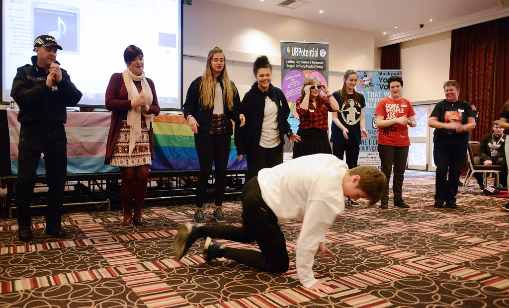 056- LGBT Conference (UrPotential)(11-02-17)
